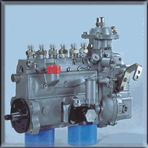 FUEL INJECTION PUMPS WITH DISTRIBUTOR